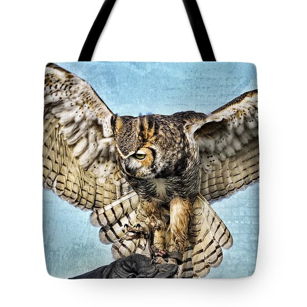 I Want To Fly Tote Bag