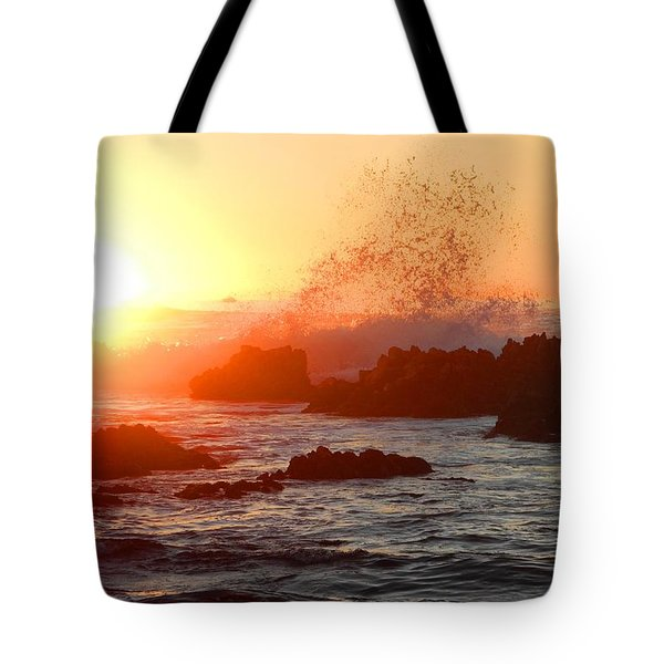 I Will Rise Again Tomorrow Tote Bag
