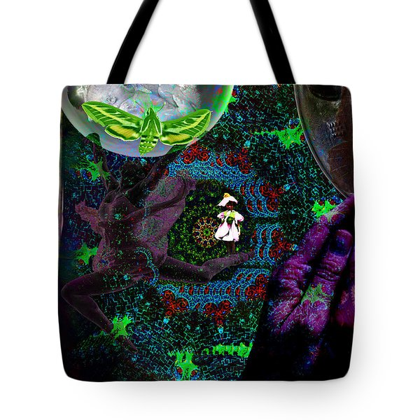 I Will See You Through Oz Tote Bag