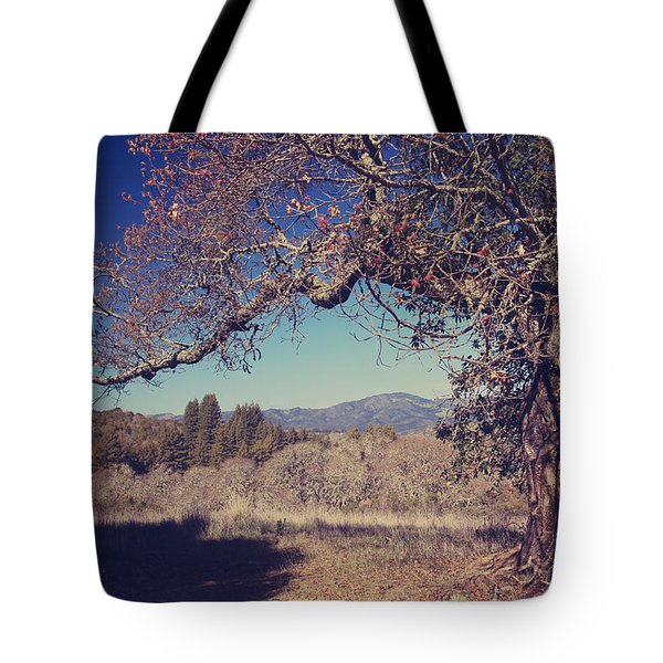 I Will Shelter You Tote Bag