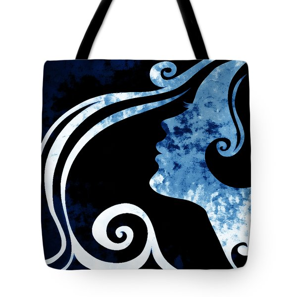 I Will Wait For You 2 Tote Bag by Angelina Vick