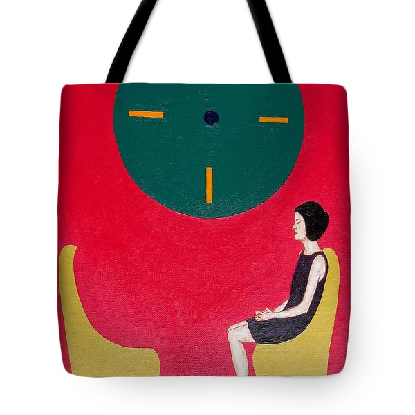 I Will Wait Forever Tote Bag by Patrick J Murphy