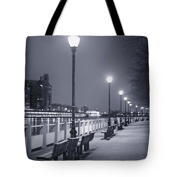 I Wonder As I Wander Tote Bag by Evelina Kremsdorf