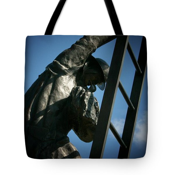 Iaff Fallen Firefighters Memorial  2 Tote Bag
