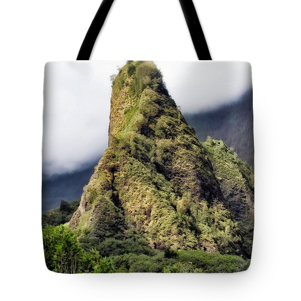 Iao Valley 47 Tote Bag by Dawn Eshelman