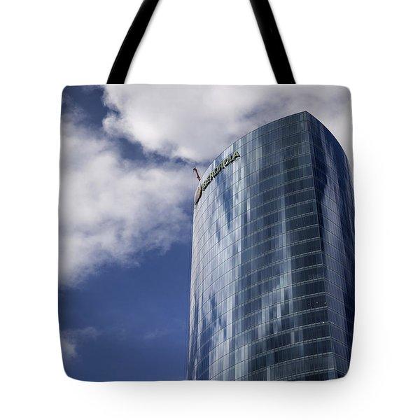 Iberdrola Tower Tote Bag