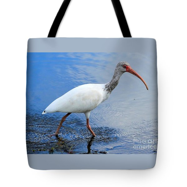 Ibis Visitor Tote Bag