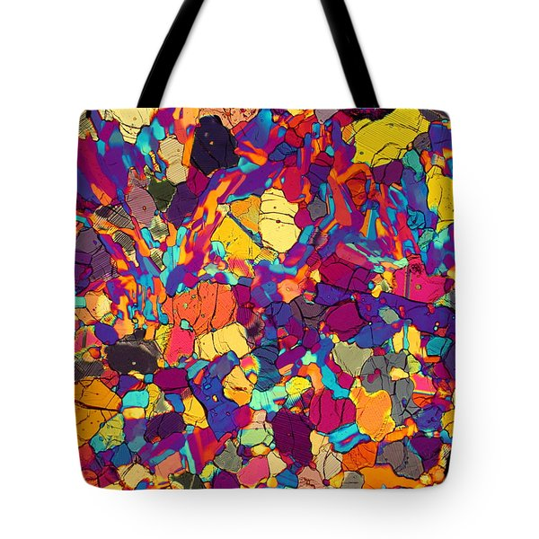 Color Coded Tote Bag