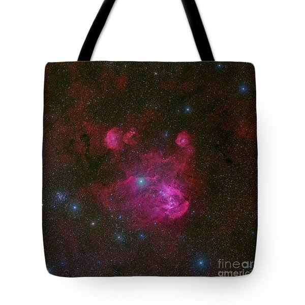 Ic 2944, A Large H II Region Tote Bag by Robert Gendler