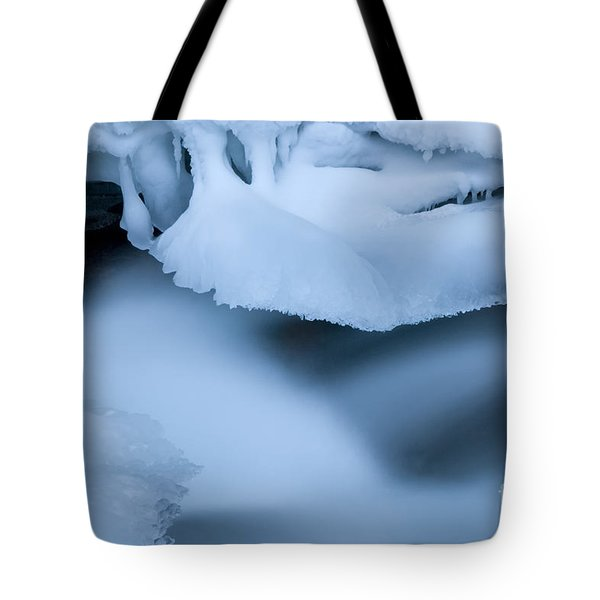 Ice 19 Tote Bag by Bob Christopher