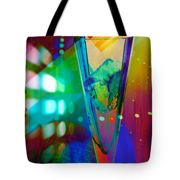 Ice-2 Tote Bag by Mauro Celotti