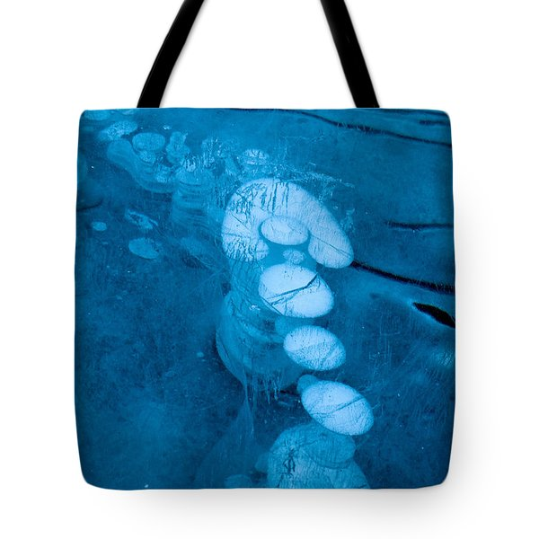 Ice Arrow Tote Bag