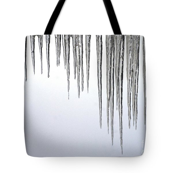 Ice Cycles Tote Bag by Paul W Faust -  Impressions of Light