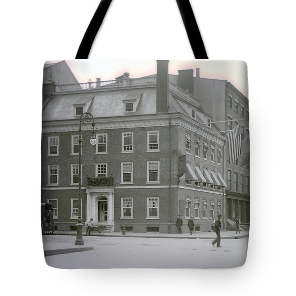 Ice Delivery Tote Bag