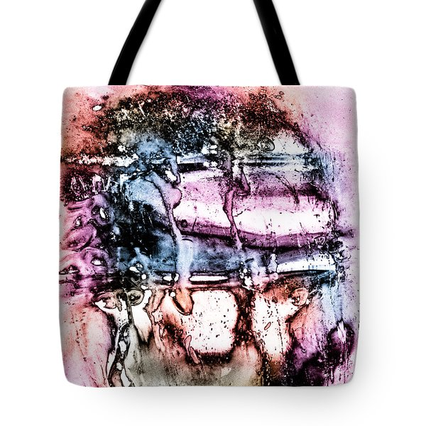 Ice Number Three Tote Bag by Bob Orsillo