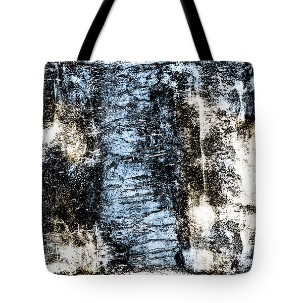 Ice Number Two Tote Bag by Bob Orsillo