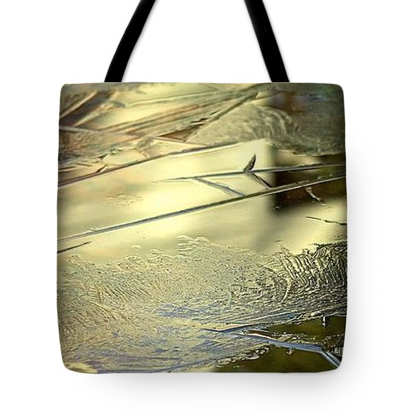 Ice Skin Tote Bag