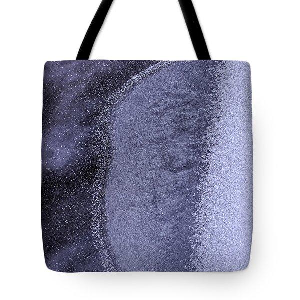 Ice World Tote Bag