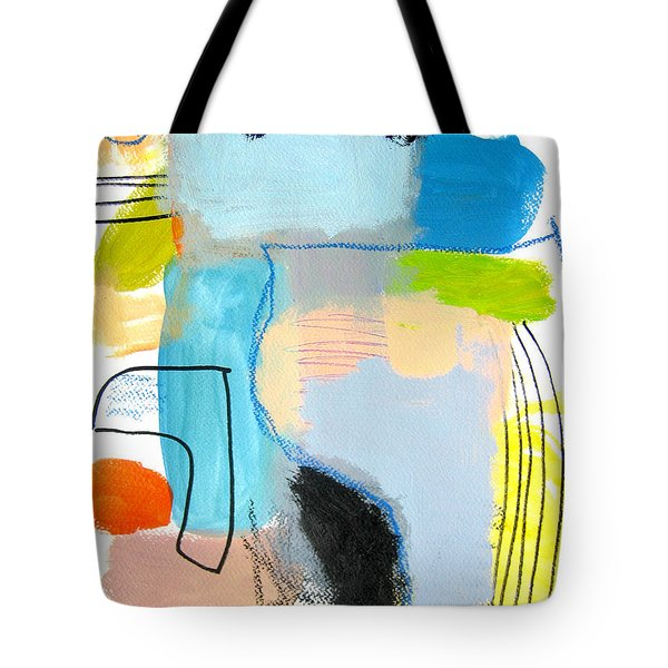Ici Et La  Tote Bag
