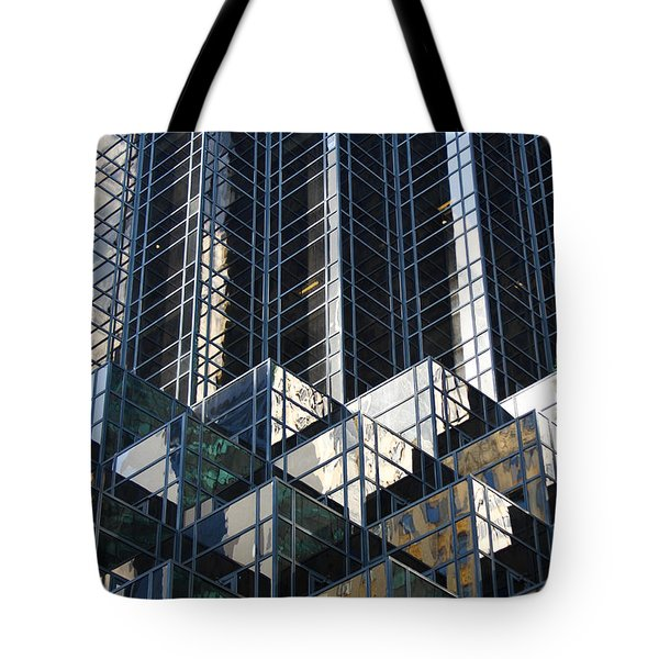 Icicle  Tote Bag