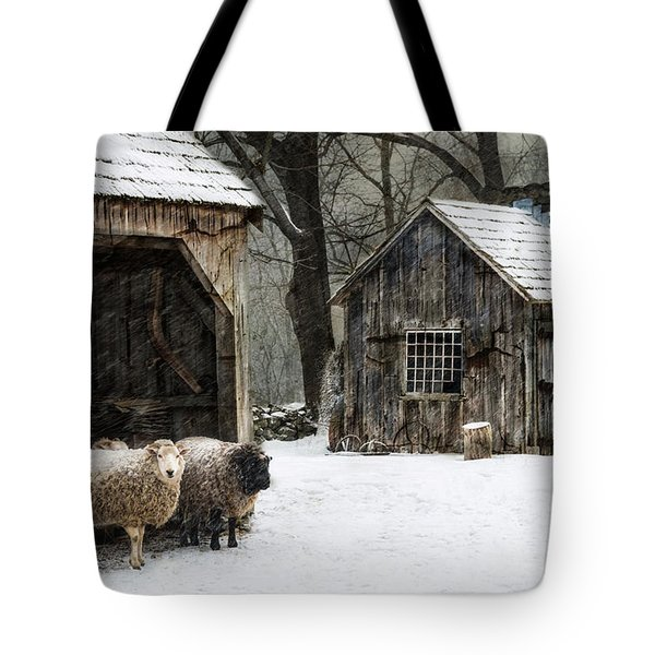 Icing On The Capes Tote Bag