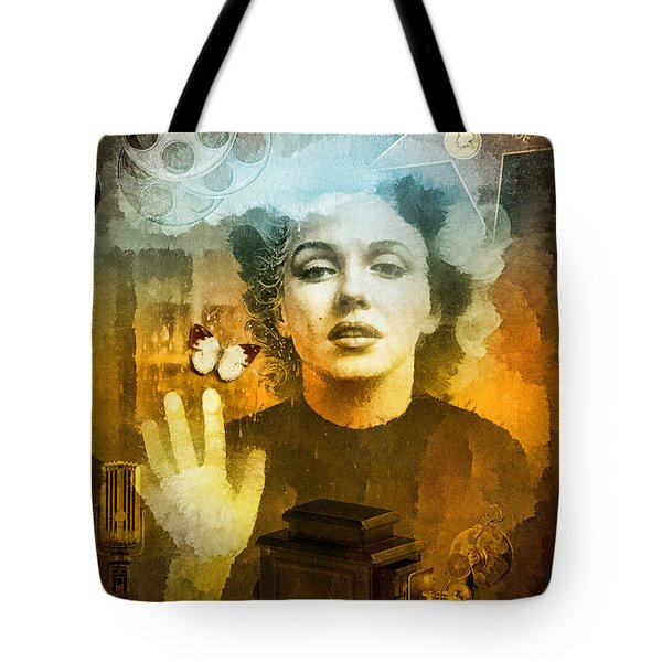 Icon Tote Bag by Mo T