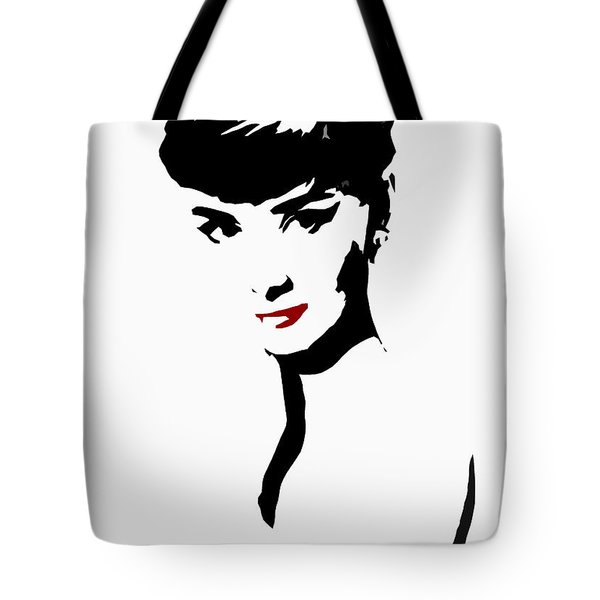 Icon Of Beauty Tote Bag