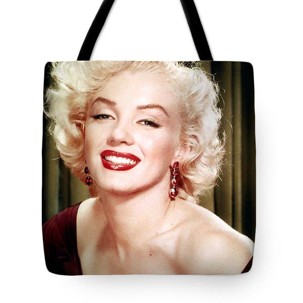 Iconic Marilyn Monroe Tote Bag