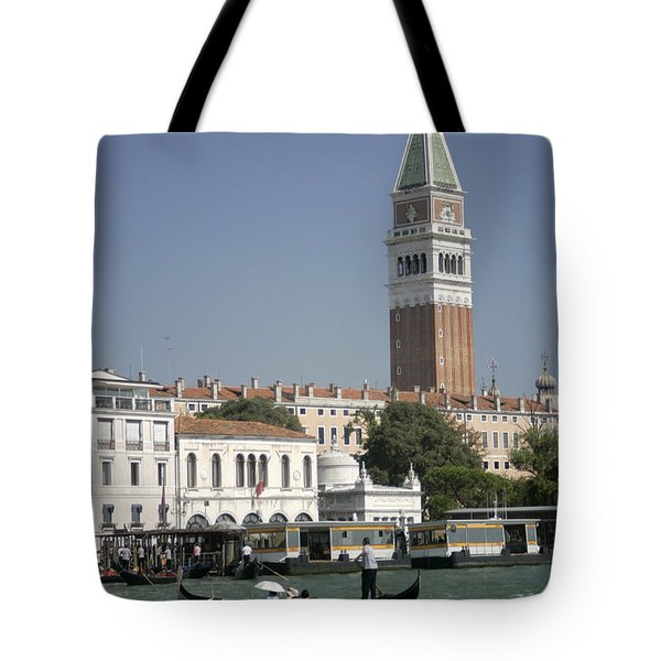 Iconic View Tote Bag