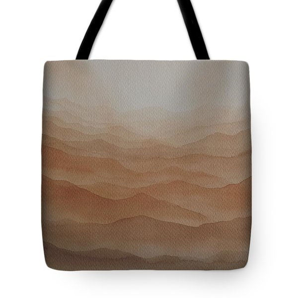 Tote Bag featuring the painting id by Richard Faulkner