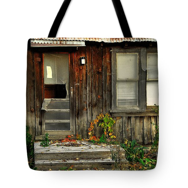 Idaho Retirement Estates Tote Bag