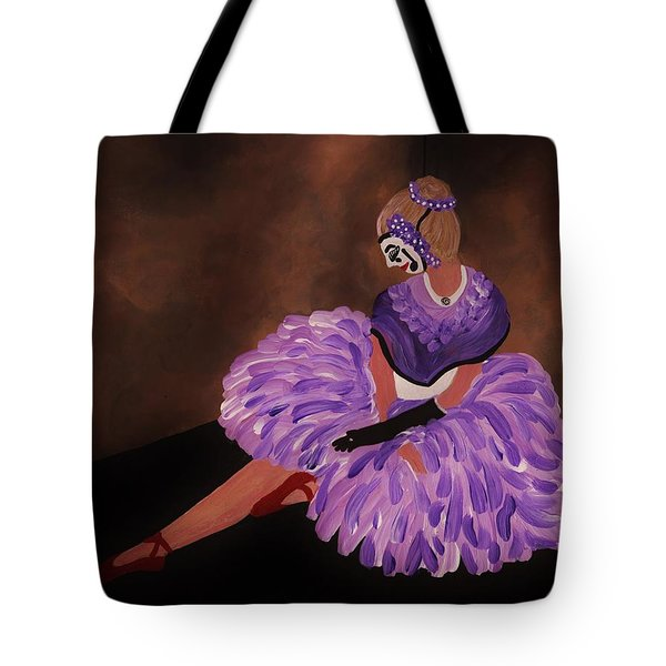 Identity Unknown Tote Bag by Barbara St Jean