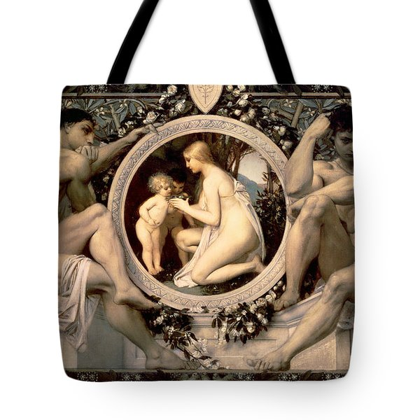 Idylle Tote Bag
