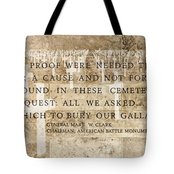 If Ever Proof Were Needed Tote Bag