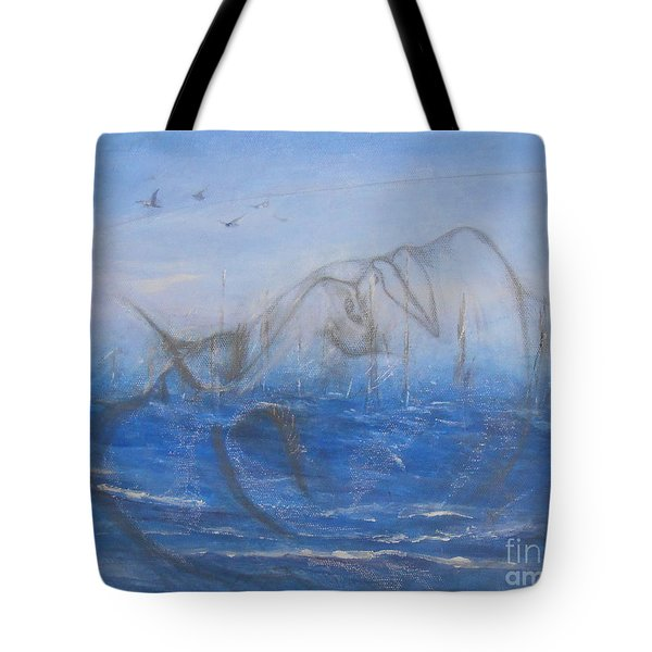 If I Could Tell You Tote Bag