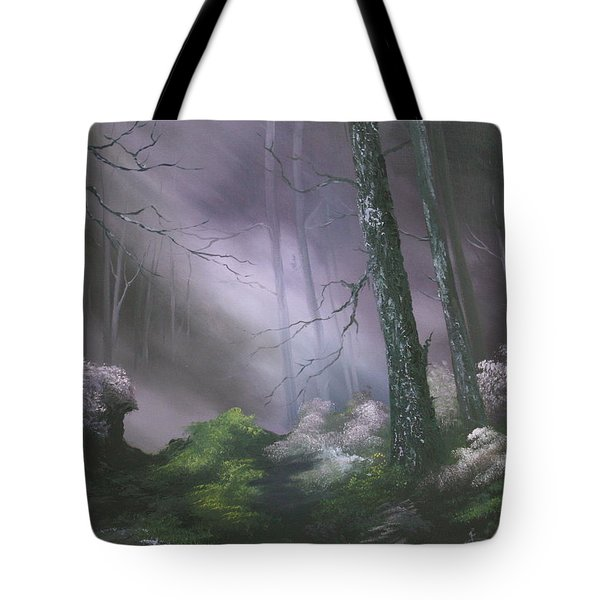 If You Go Down In The Woods Today ? Tote Bag