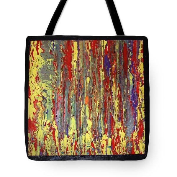 If...then Tote Bag by Michael Cross