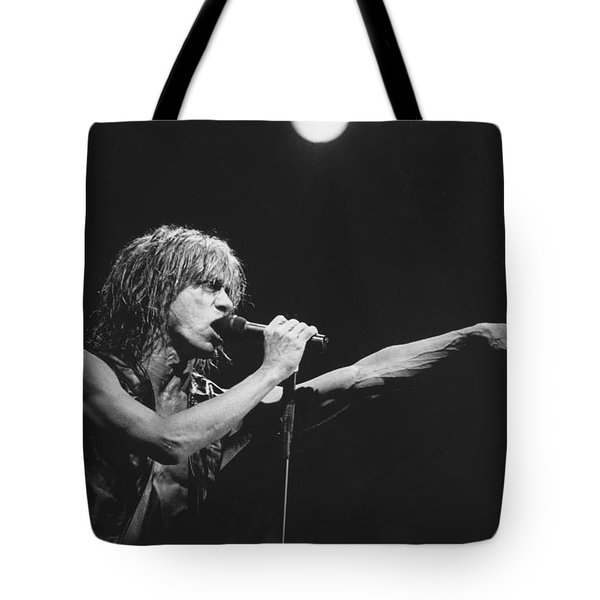 Iggy Pop Live At The Fillmore Tote Bag