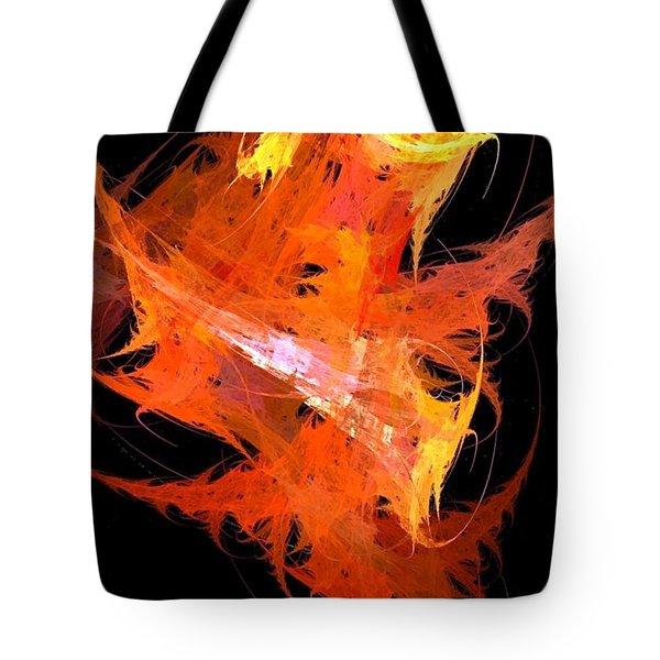Ignite Tote Bag