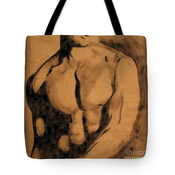 Ignore Tote Bag by Jindra Noewi