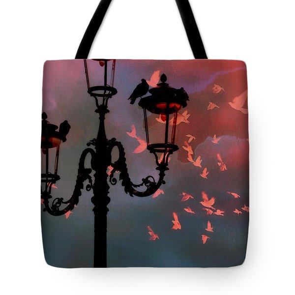 Il Volo Tote Bag