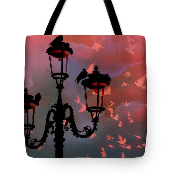Il Volo Tote Bag by Micki Findlay