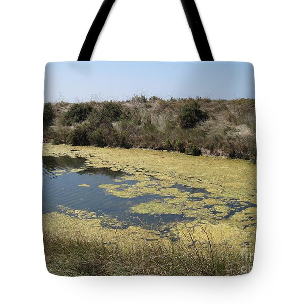Ile De Re - Marshes Tote Bag by HEVi FineArt