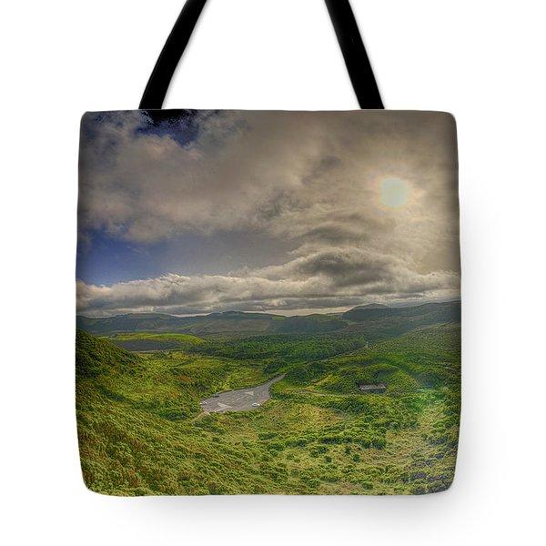 Ilha Terceira @ Azores Tote Bag
