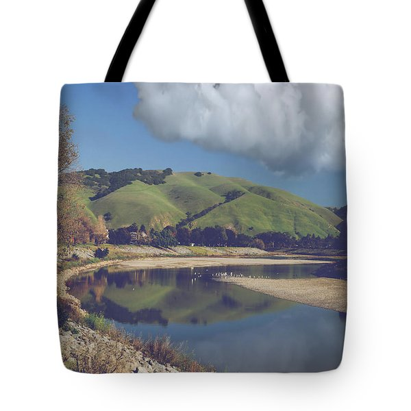 I'll Always Be There When You Wake Tote Bag