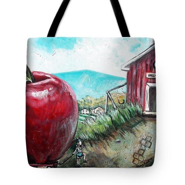 Ill Be The Teachers Pet For Sure Tote Bag by Shana Rowe Jackson