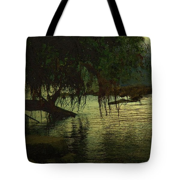 I'll Be Waiting Tote Bag by RC deWinter