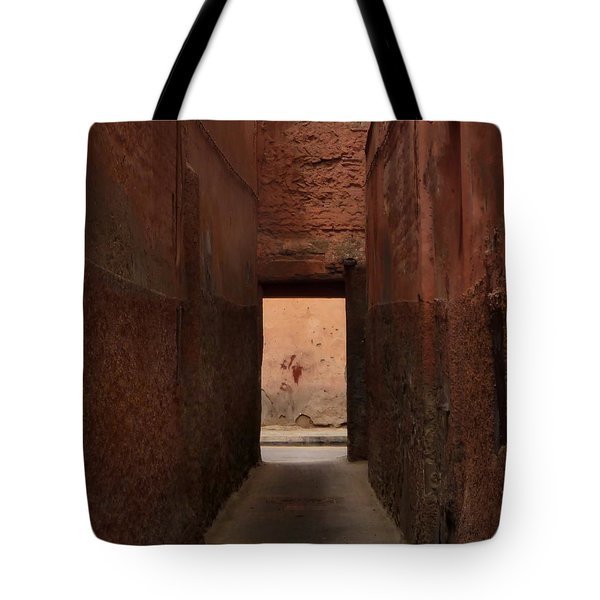 I'll Meet You Further On Up The Road.. Tote Bag by A Rey