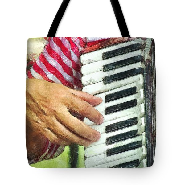I'll Play For You Tote Bag