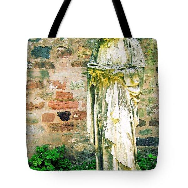 Illuminated Reader Tote Bag